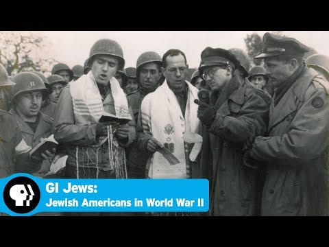GI JEWS | Jewish Service Broadcast from WWII Germany | PBS