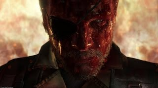 60 FPS Metal Gear Solid 5: The Phantom Pain Debut Gameplay Demo - E3 2014