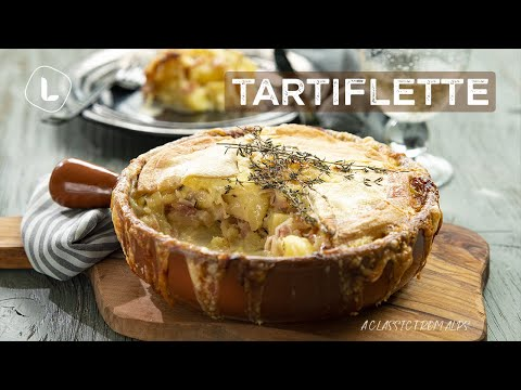 Tartiflette | French Potato and Cheese Casserole | Food Channel L Recipes