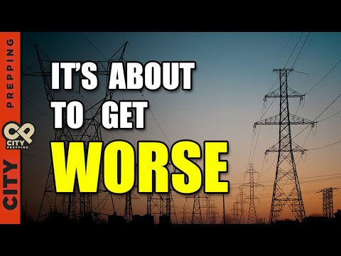 The Coming U.S. Power Grid Collapse: What You Should Know