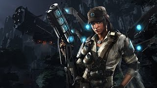 Evolve: Refueling Tower Map Gameplay - IGN First