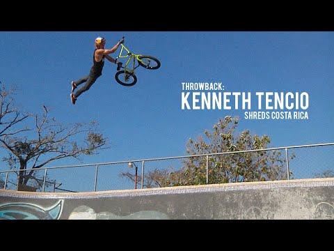 Kenneth Tencio = Insane! Costa Rica's Best BMX Rider