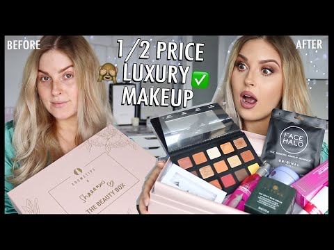 GET $500+ WORTH OF MAKEUP FOR HALF PRICE! ? my new collab!