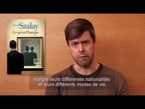 Vidéo de David Szalay