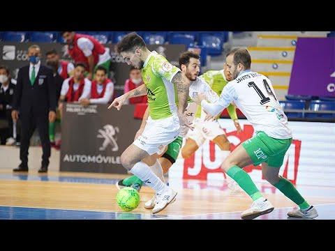 Palma Futsal - BeSoccer UMA Antequera Jornada 18 Temp 2020-21
