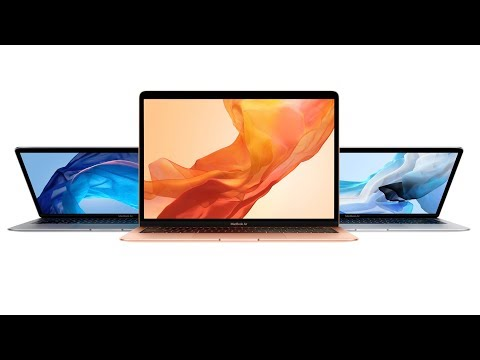 Meet the new Macbook Air