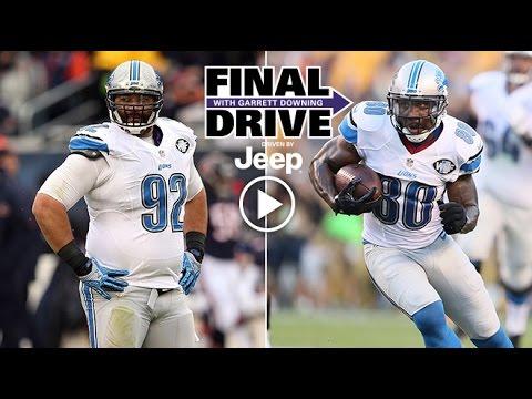 Haloti Ngata, Anquan Boldin Returning To Baltimore With Lions | Final Drive | Baltimore Ravens