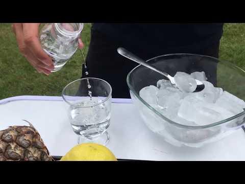 Kranmärkta drinktips nr 1: Så blandar du till en Göta Älv