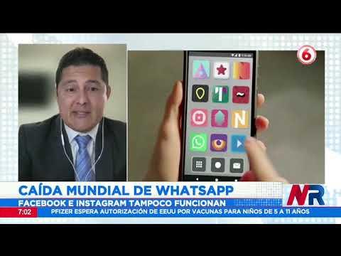 Caída masiva de WhatsApp, Facebook e Instagram: ¿Qué sucedió