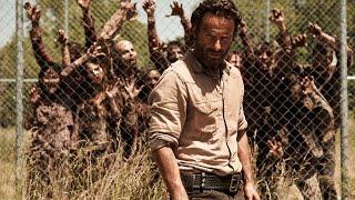 The Walking Dead Fan Reaction - Comic Con 2014