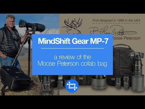 MindShift Gear MP-7 VII First Look