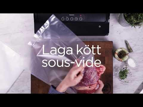 Så lagar du kött sous-vide