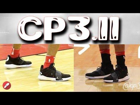 Jordan CP3.11 Leak! Chris Paul Seen at Practice with the CP3.11?!