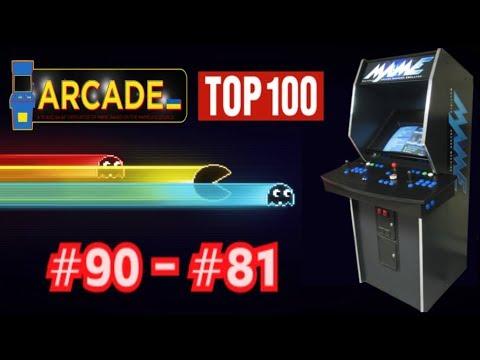 TOP 100 ARCADE #90 a #81 --- Los 100 Mejores Arcades de la Historia (parte 2)