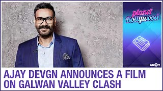 Ajay Devgn announces a film on Galwan valley incident & Maidaan's release date confirmed - ZOOMDEKHO