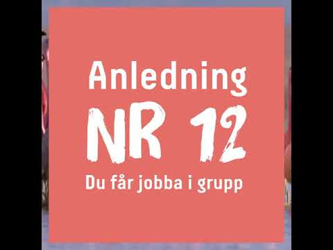Juniorlaget 2019 - Anledning nr. 12