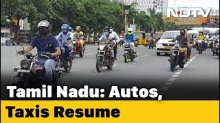 COVID-19 News: Tamil Nadu Opens Up, Chennai Relaxes Restrictions As Madurai Locks Down - NDTV