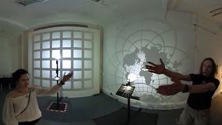 Brilliant Geometry exhibition walkthrough