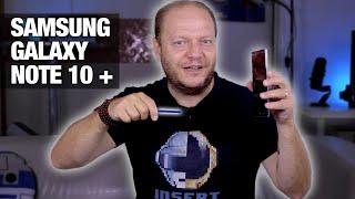 Vidéo-Test : Samsung Note 10 Plus : mon avis définitif et mitigé