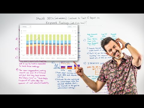 Should SEOs and Marketers Continue to Track and Report on Keyword Rankings? - Whiteboard Friday