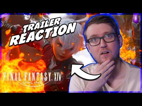 Endwalker ! Trailer Reaction ! La nouvelle extension de Final Fantasy XIV
