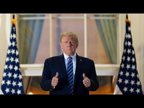 De Biden a Hollywood: Llueven las críticas contra Trump tras su regreso a la Casa Blanca