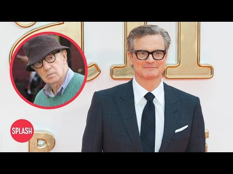 connectYoutube - Colin Firth Refuses to Work with Woody Allen Again | Daily Celebrity News | Splash TV