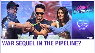 Tiger Shroff, Hrithik Roshan and Vaani Kapoor starrer War's sequel in pipeline? - ZOOMDEKHO