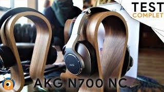 Vidéo-Test : TEST : AKG N700NC - sacré concurrent au Bose QC35 et Sony WH-1000XM3