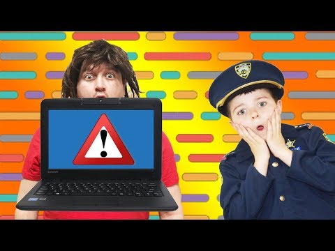 Who Stole My Password?!? A Funny and Hilarious Kids Video