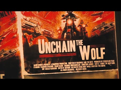 Roadwolf - Unchain The Wolf (Official Video)