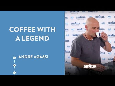 Coffee with a Legend - Australian Open 2019: Andre Agassi