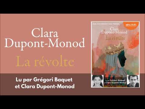 Vidéo de Clara Dupont-Monod