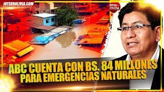 ???? MIN. EDGAR MONTAÑO DA A CONOCER EL PLAN DE EMERGENCIA SOBRE LOS ÚLTIMOS DESASTRES NATURALES ????