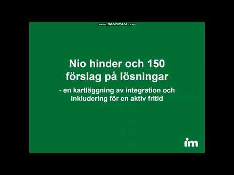 Nio hinder och 150 förslag på lösningar