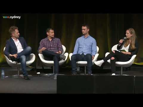 In conversation with Chris Boshuizen, Wesley Chan and Michael Sharkey