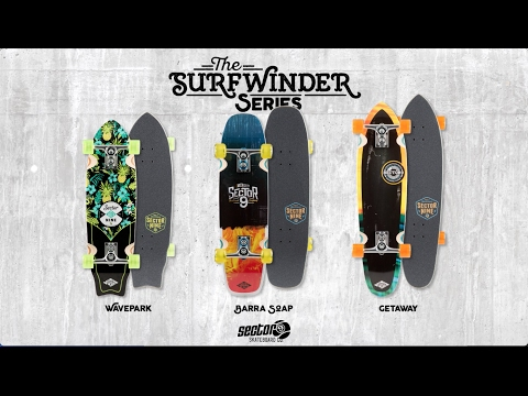 Sector 9: Surfwinder Series 2017