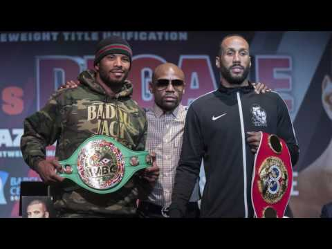 James DeGale v Badou Jack preview by Steve Bunce