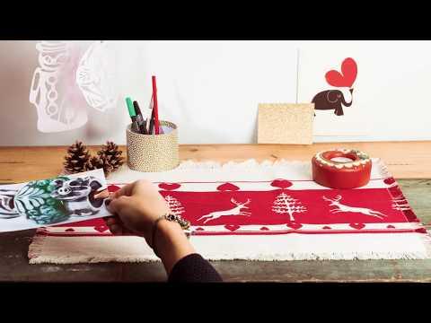 Share A Christmas Card