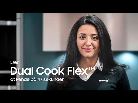 Lær Dual Cook Flex™ at kende på 47 sekunder