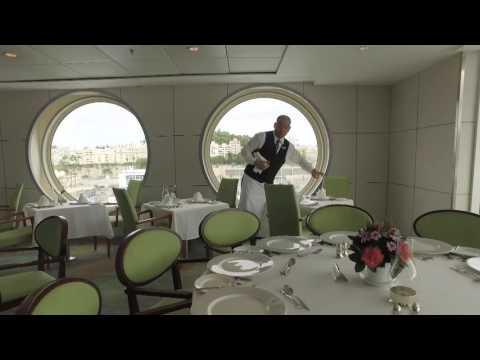 Avon & Spey Restaurant on Balmoral - Fred. Olsen