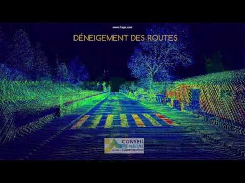 Terra 3D, spin-off de MINES ParisTech