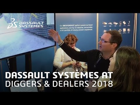 Dassault Systèmes at Diggers & Dealers 2018