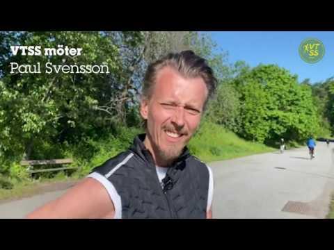 Paul Svensson upplever magisk löparglädje under VTSS etapp 7