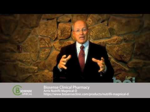 Dr Ray Strand Medical Minute 85: The Importance of Vitamin K From Biosense Clinical