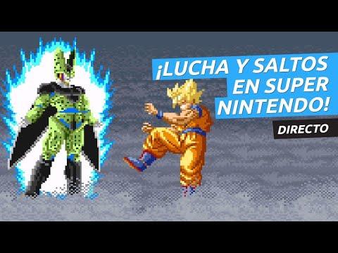 ¡Jugamos a clásicos de Super Nintendo en directo!