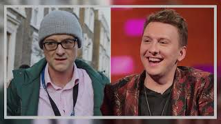Joe Lycett 'happy' to look after government aides' kids in jab at Dominic Cummings