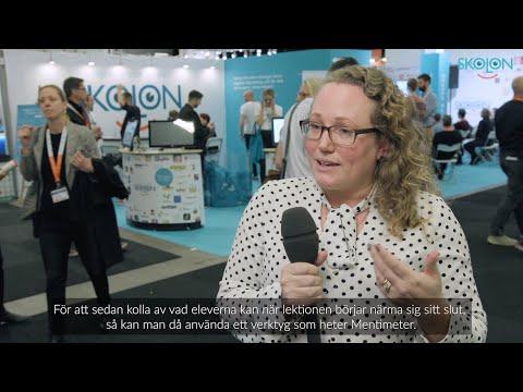IKT-proffset Camilla Askebäck Diaz tre bästa tips till det digitala klassrummet