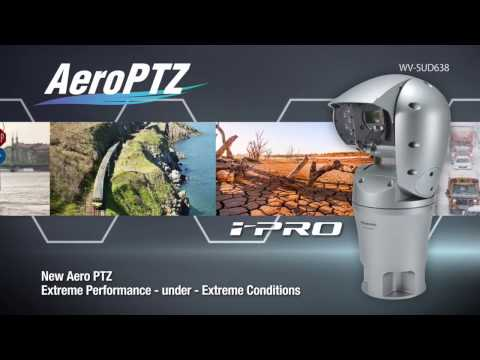New Aerodynamic camera for REAL extreme conditions