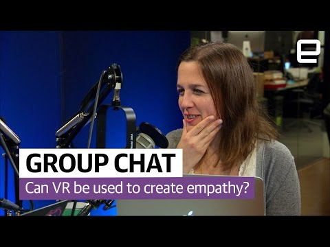 Can VR be used to create empathy?